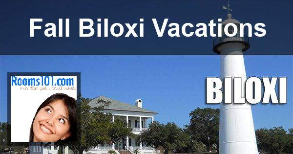 Fall Biloxi Vacations