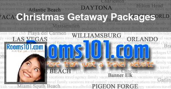 Christmas Getaway Packages