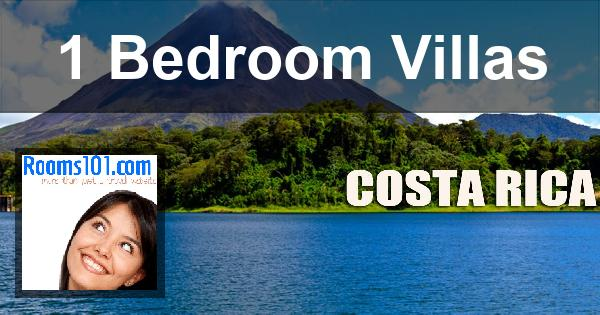 1 Bedroom Villas