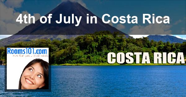 4th of July in Costa Rica