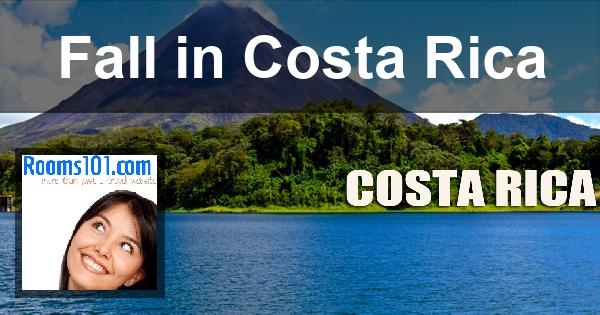 Fall in Costa Rica