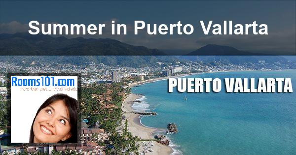 Summer in Puerto Vallarta