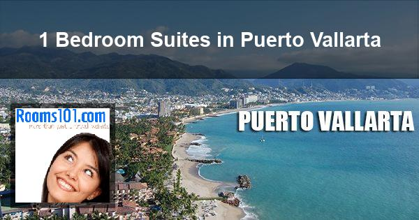1 Bedroom Suites in Puerto Vallarta