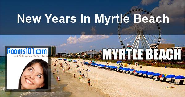 New Years In Myrtle Beach
