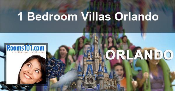 1 Bedroom Villas Orlando