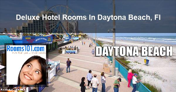 Deluxe Hotel Rooms In Daytona Beach, Fl