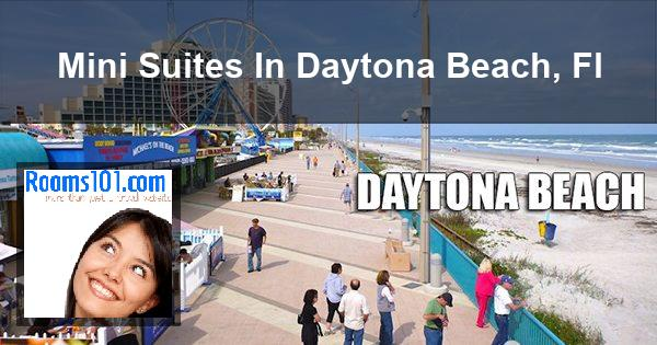 Mini Suites In Daytona Beach, Fl