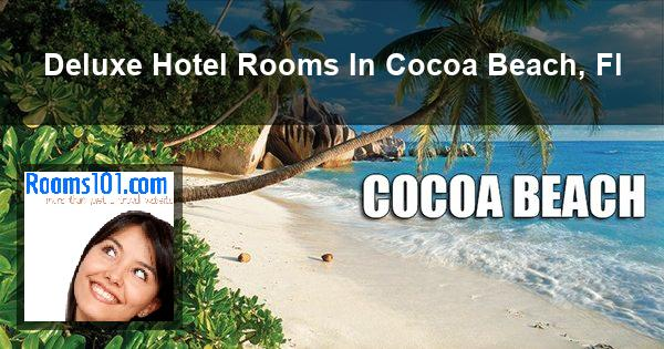 Deluxe Hotel Rooms In Cocoa Beach, Fl