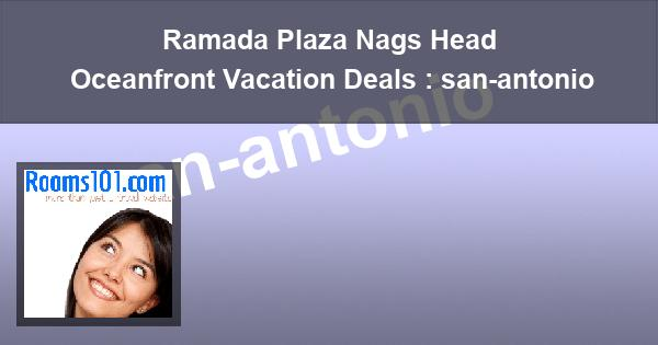 Ramada Plaza Nags Head Oceanfront Vacation Deals