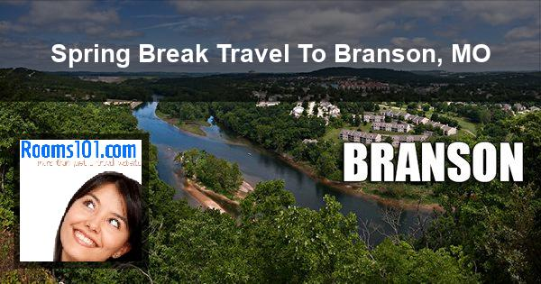 Spring Break Travel To Branson, MO