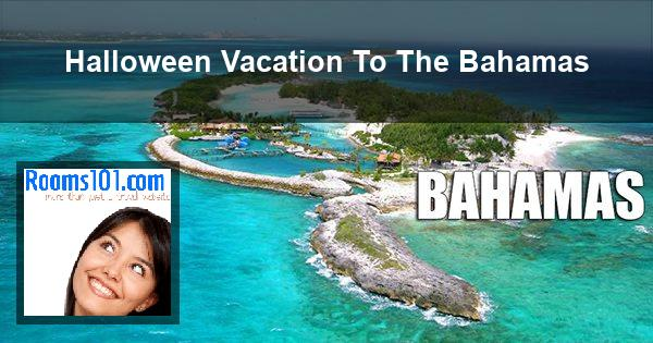 Halloween Vacation To The Bahamas