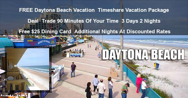 Image result for free timeshare vacation promotions