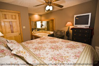 259 pigeon forge 3 day 2 night vacation deal 3 bedroom luxury cabin