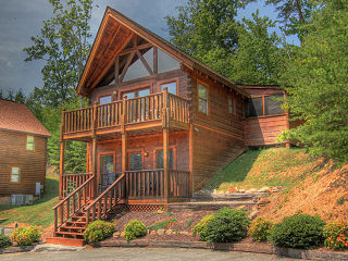 209 pigeon forge labor day 1 bedroom cabin rental special - 1 bedroom cabins in pigeon forge under 100 ...