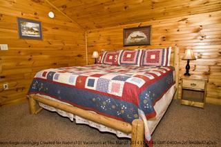 pigeon forge 5 day 4 night vacation package 1 bedroom luxury cabin