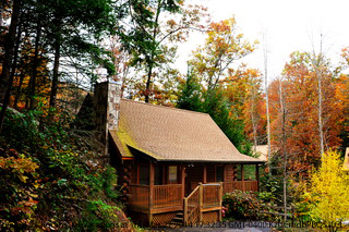 594 Pigeon Forge 6 Day 5 Night Deal 1 Bedroom Cabin