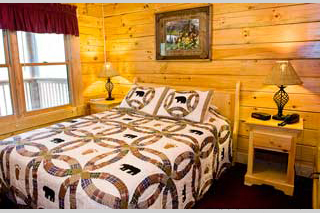 of all 5 bedroom cabins at eagles ridge in pigeon forge tennessee