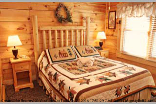 pigeon forge 6 day 5 night vacation special 3 bedroom luxury cabin