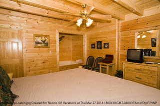729 pigeon forge package deal 1 bedroom pet friendly cabin game