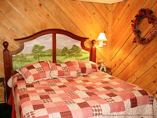 of all 4 bedroom cabins at eagles ridge in pigeon forge tennessee