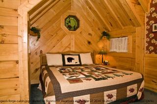 pigeon forge 3 day 2 night vacation special 1 bedroom luxury cabin