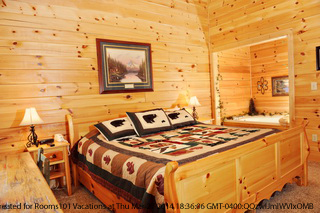pigeon forge 7 day 6 night timeshare package 1 bedroom luxury cabin