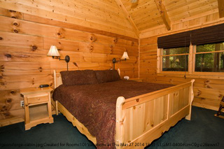 of cabin 7 my old friend at eagles ridge resort at pigeon forge tn