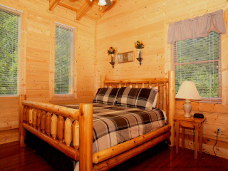 469 pigeon forge 6 day 5 night package 1 bedroom cabin