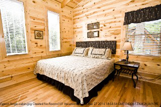209 pigeon forge 4 day 3 night package deal 1 bedroom luxury cabin
