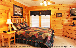 cabin 857 a dream come true at eagles ridge resort at pigeon forge