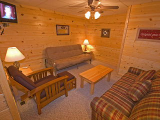 889 Pigeon Forge 5 Day 4 Night Vacation 4 Bedroom Cabin