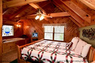 pictures of all 3 bedroom cabins at eagles ridge in pigeon