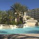 Outdoor Pool with Water Slides at Cancun Resort in Las Vegas, Nevada