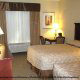 Spacious Double Queen Room at the Barrington Hotel & Suites in Branson, Missouri.