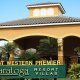 Best Western Premier Saratoga Villas entrance