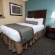 Best Western Plus Casino Royale bed