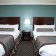 Best Western Plus Casino Royale beds