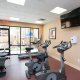 Best Western Plus Casino Royale fitness center