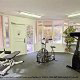 The fitness room will help you to keep your routine while on vacation at The Champions World Resort in Orlando, Florida.