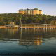 Chateau on the Lake overlooks the beautiful Table Rock Lake in Branson.