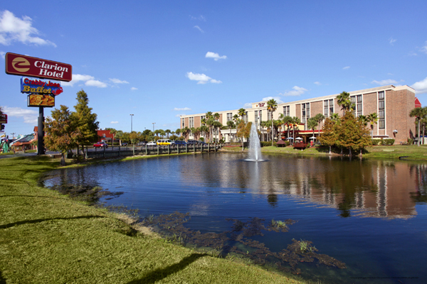 Clarion Hotel Maingate Vacation Deals Orlando Vacations