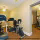 Fitness Room View at Clarion Inn & Suites in New Orleans,  LA.