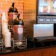 Comfort Suites coffee
