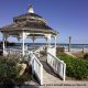 7Wedding Gazebo View at Coral Sands Inn In Daytona Beach / Ormond Beach, Florida.