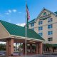 Country Inn and Suites entrance day