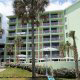 Exterior View at El Caribe Resort in Daytona Beach, Florida. 