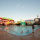 Disney's Pop Century Resort square pool closer