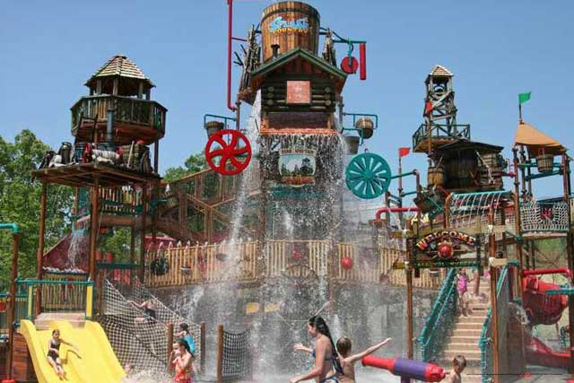 attractions activities pigeon forge tennessee