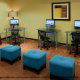 Business Canter View at DoubleTree by Hilton Hotel Orlando at SeaWorld in Orlando, Florida. Take care of business during your Presidents Day Weekend Getaway.