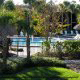 Serene Garden View at DoubleTree by Hilton Hotel Orlando at SeaWorld in Orlando, Florida. Everything is taken care of while on your Family Spring Break Vacation.